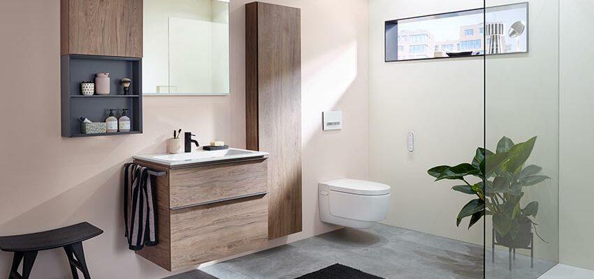 Saubere Sache: ein neues Bad für alle Ansprüche